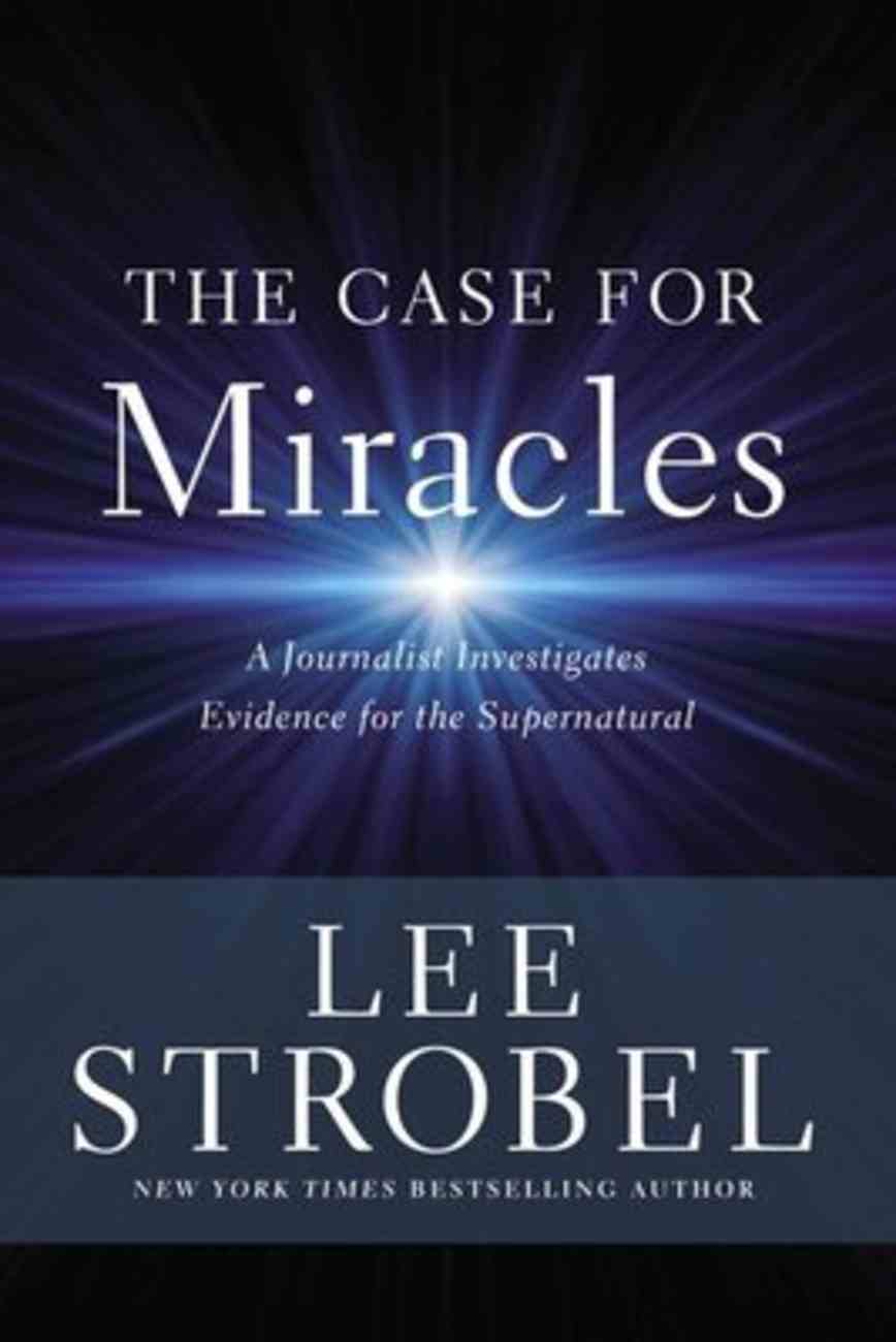 The Case For Miracles eBook