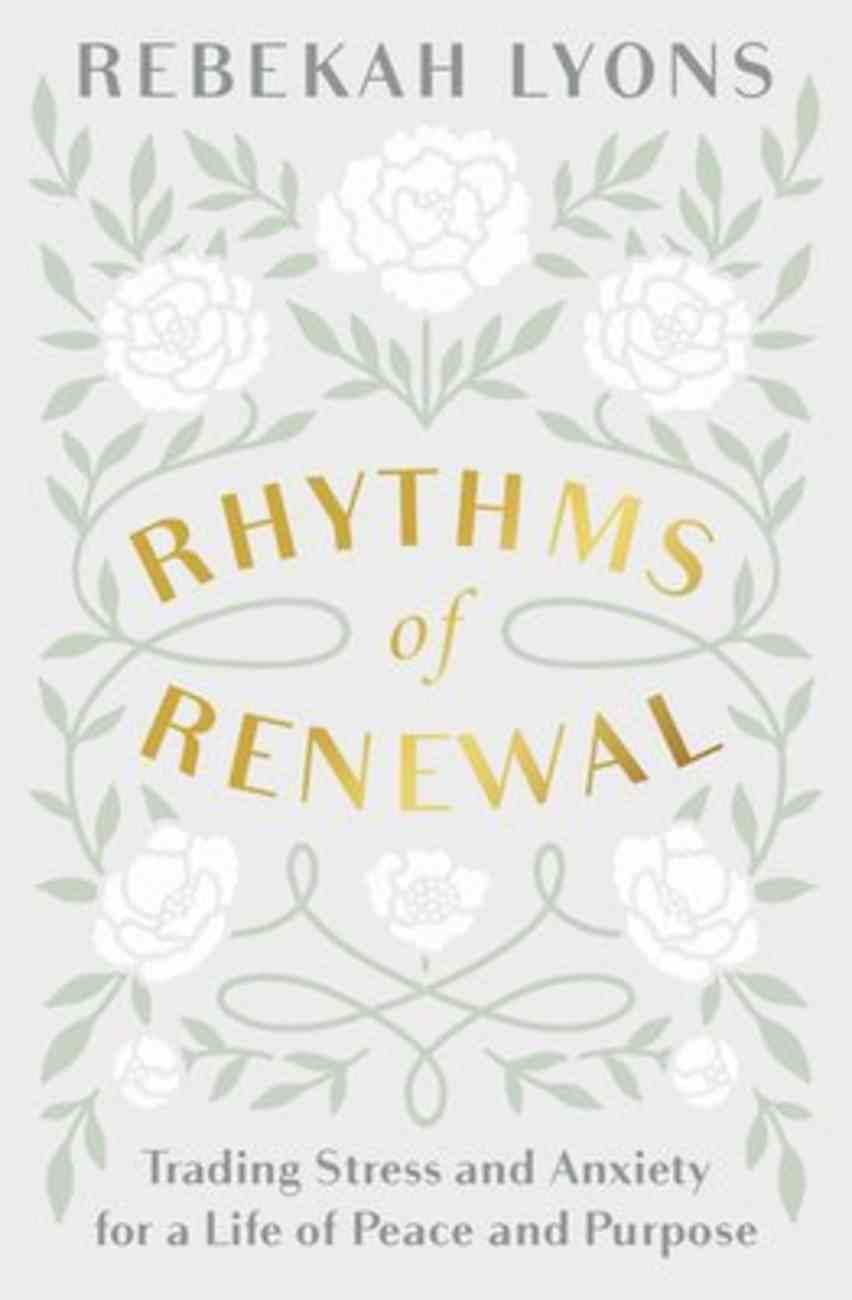 Rhythms of Renewal eBook