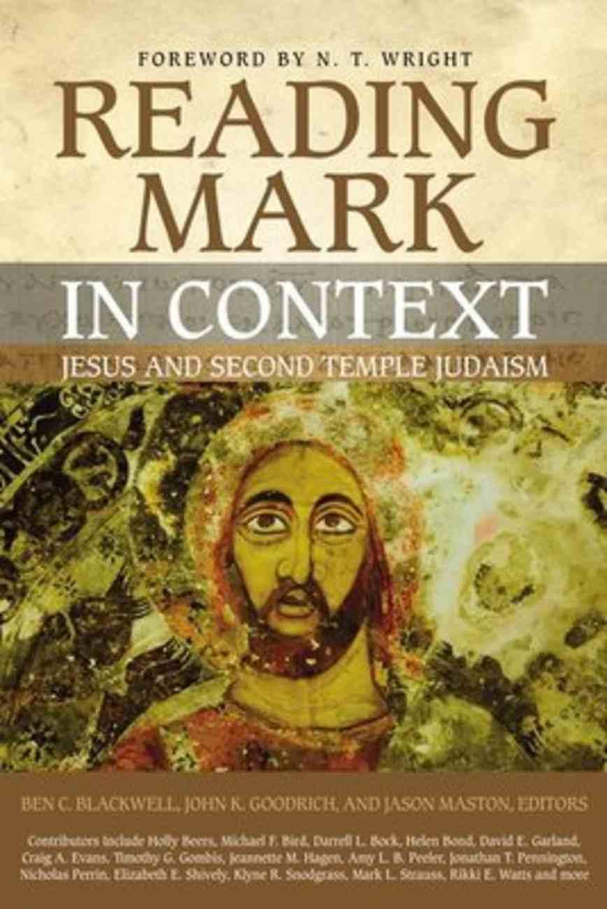 Reading Mark in Context eBook