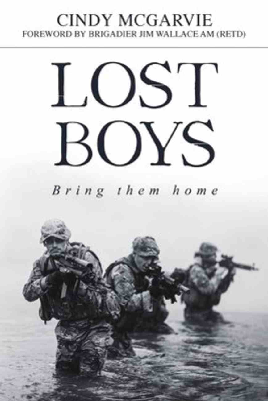Lost Boys: Bring Them Home Paperback