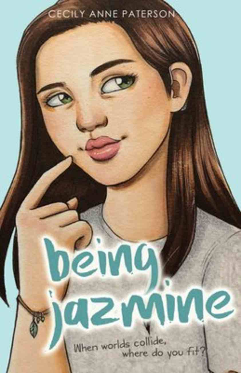 Being Jazmine (2nd Edition) (#03 in Invisible Series) Paperback