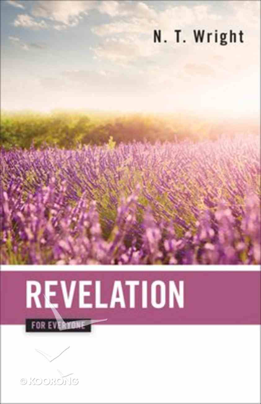 Revelation (New Testament Guides For Everyone Series) Paperback
