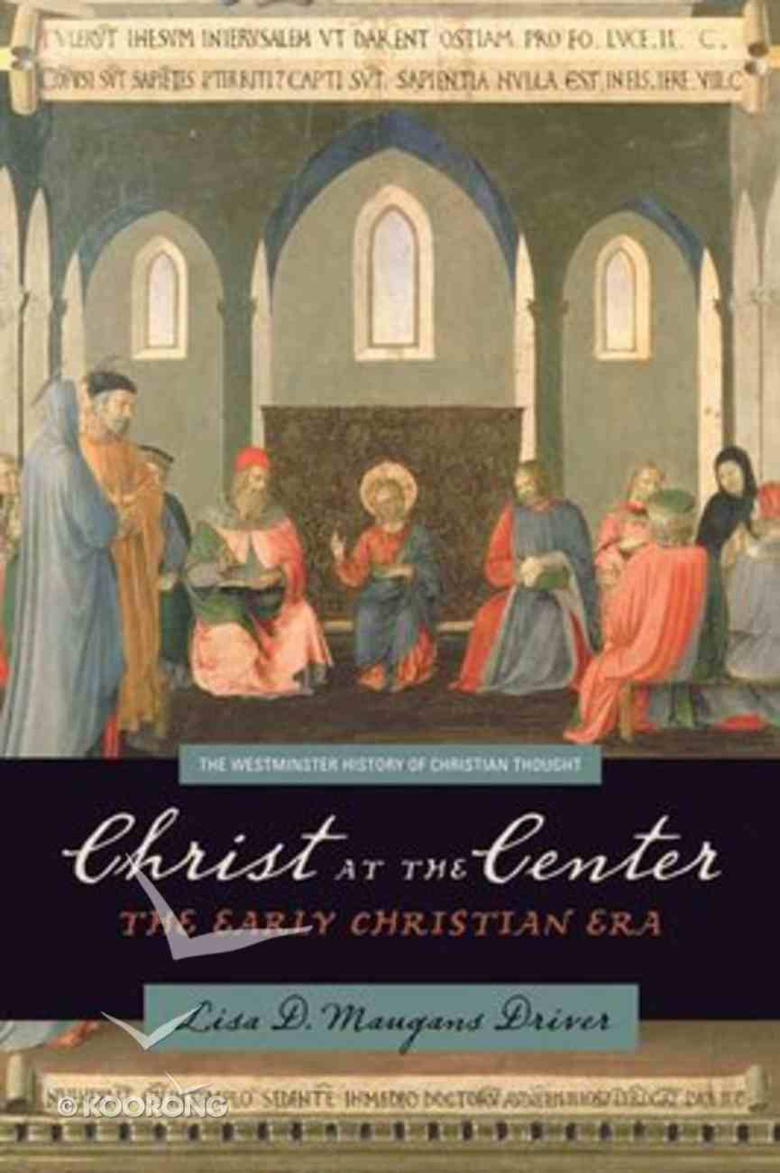 Christ At the Center Paperback