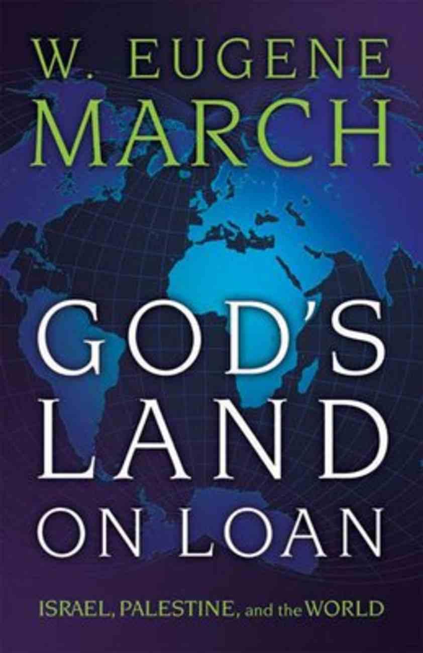 God's Land on Loan Paperback
