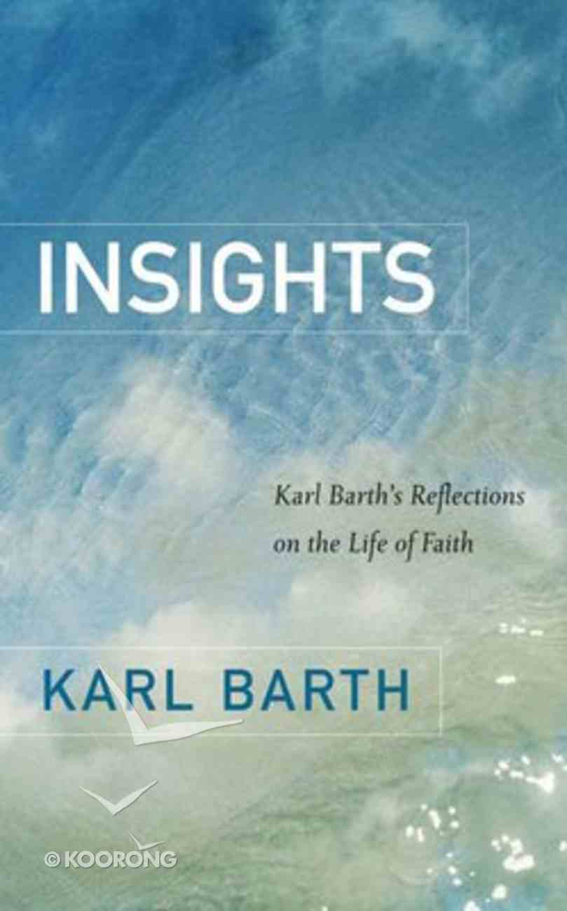 Insights Paperback