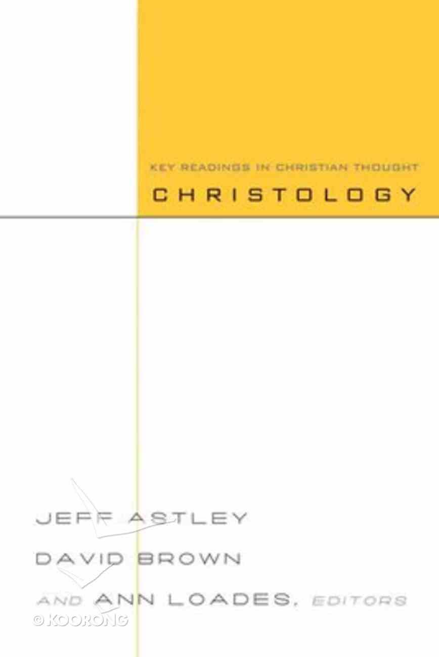 Christology Paperback