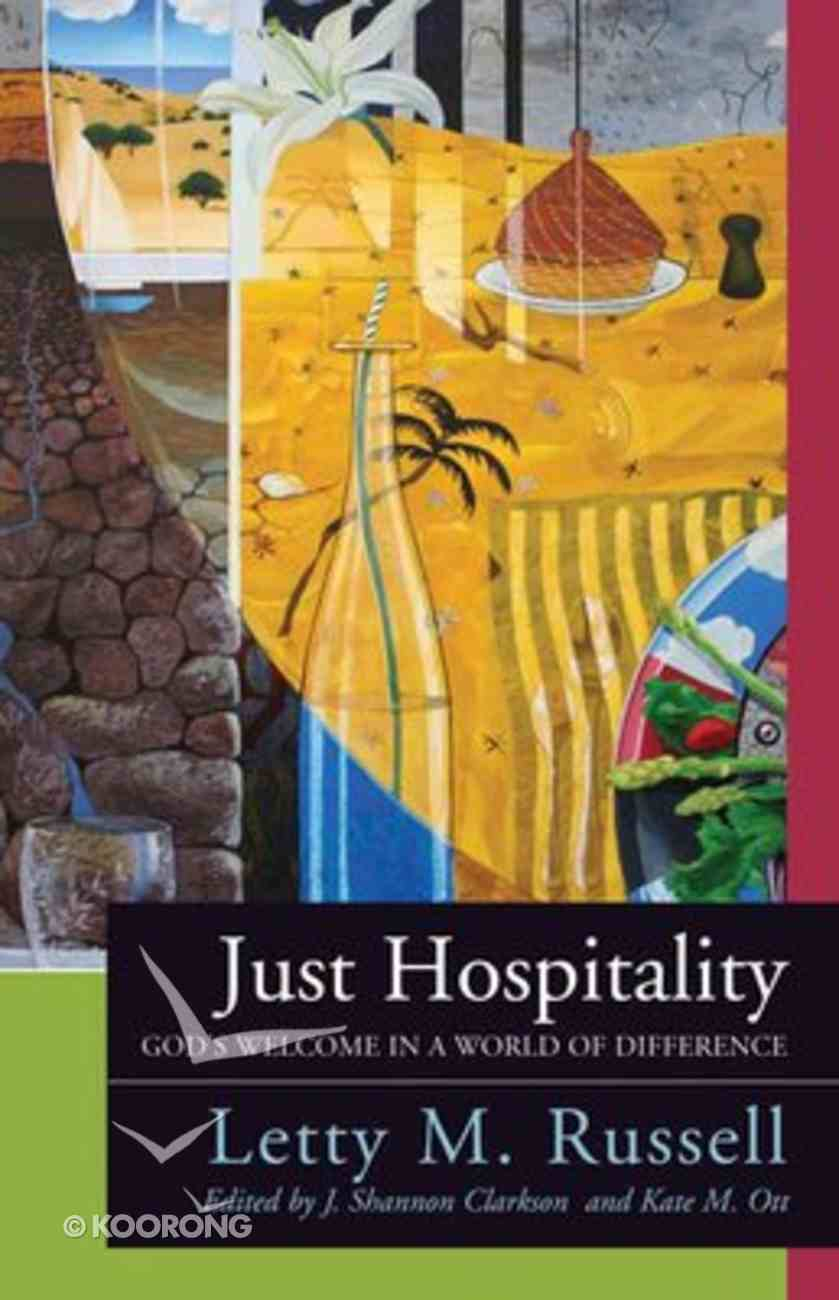 Just Hospitality Paperback