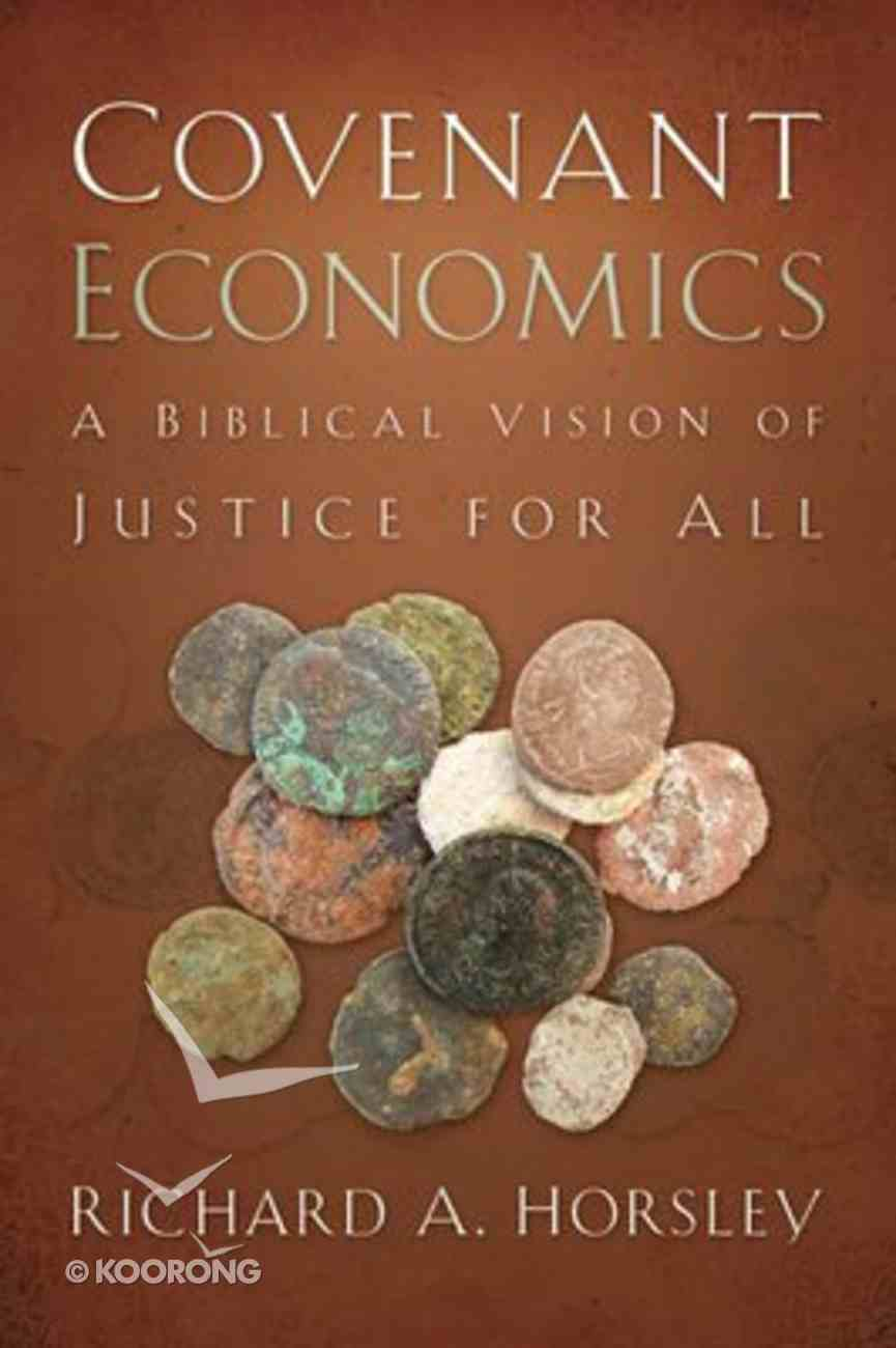 Covenant Economics Paperback