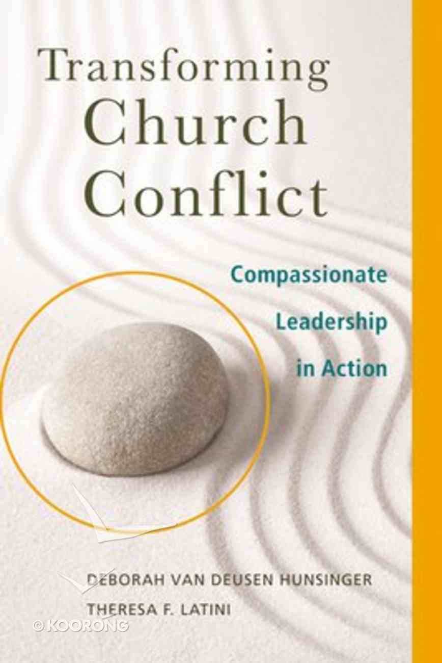 Transforming Church Conflict Paperback
