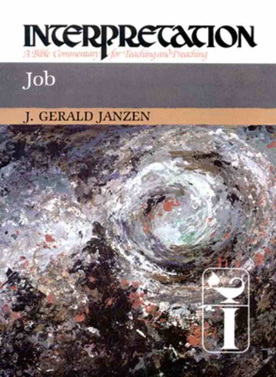 Job (Interpretation Bible Commentaries Series) Paperback
