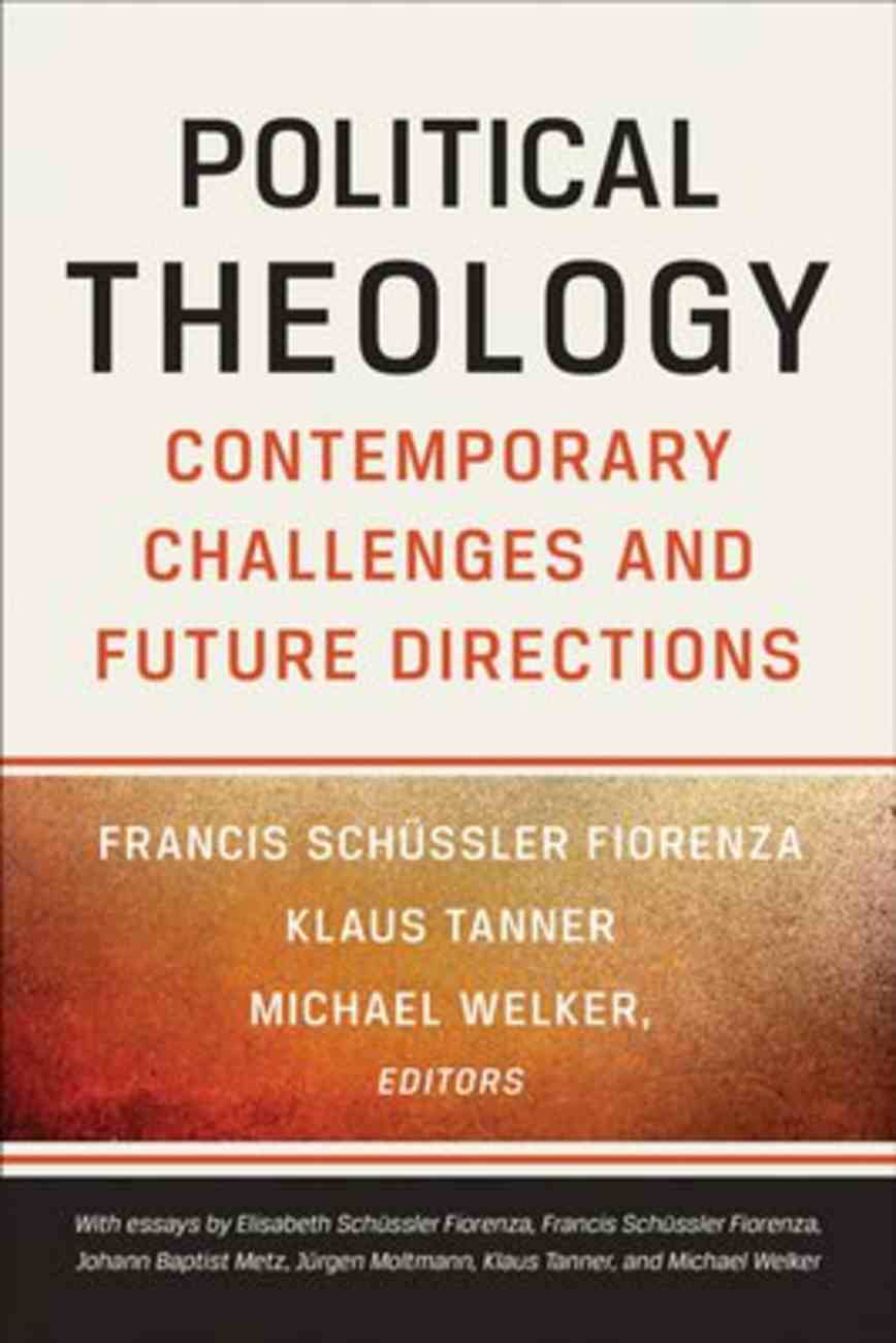 Political Theology Paperback