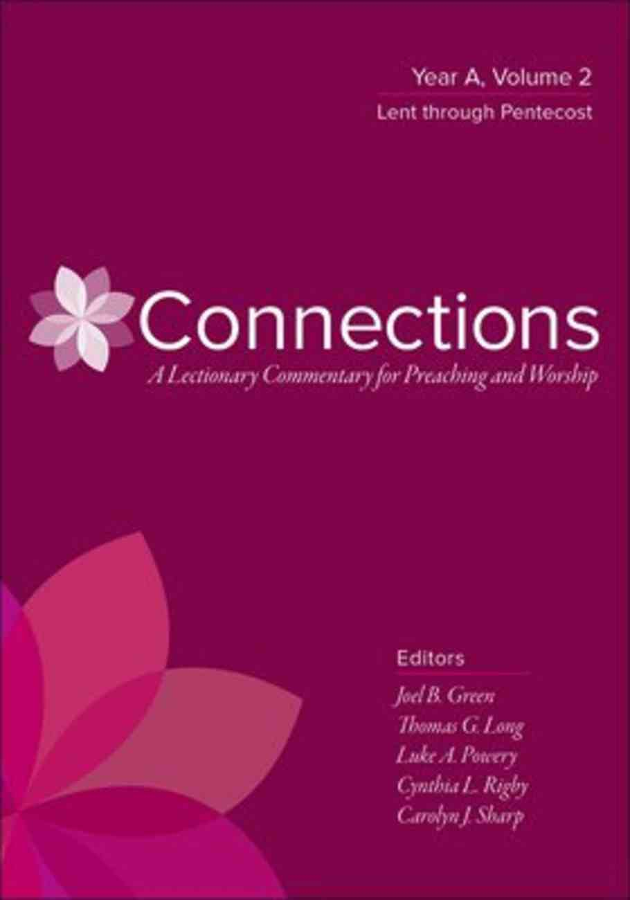 Connections: Year a (Vol 2) Hardback