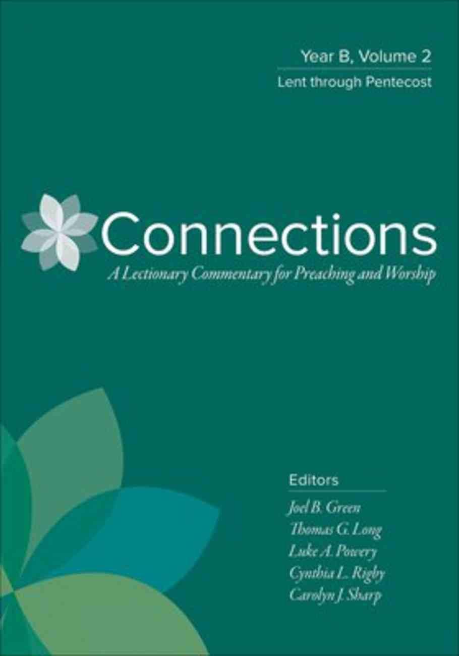 Connections: Year B (Vol 2) Hardback