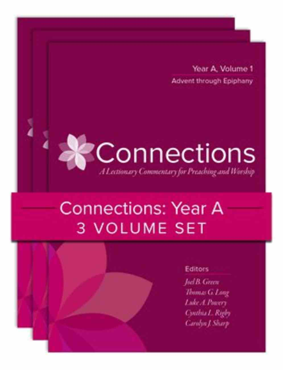 Connections: Year a (Vol 1-3) Hardback