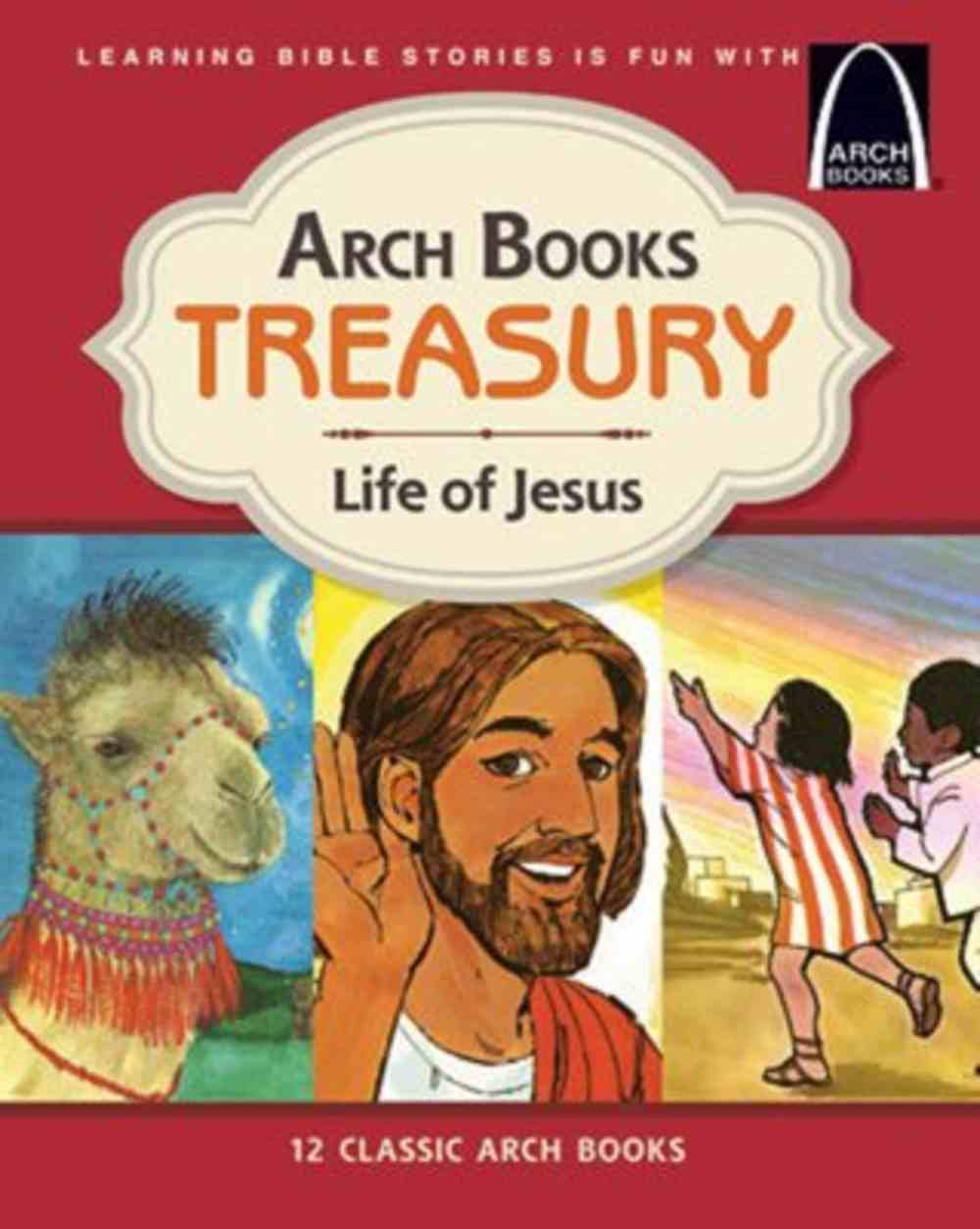 Life of Jesus (Arch Books Series) Hardback
