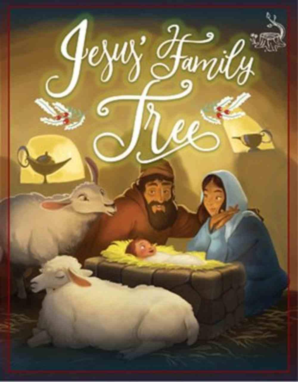 Jesse Tree: Jesus' Family Tree Paperback