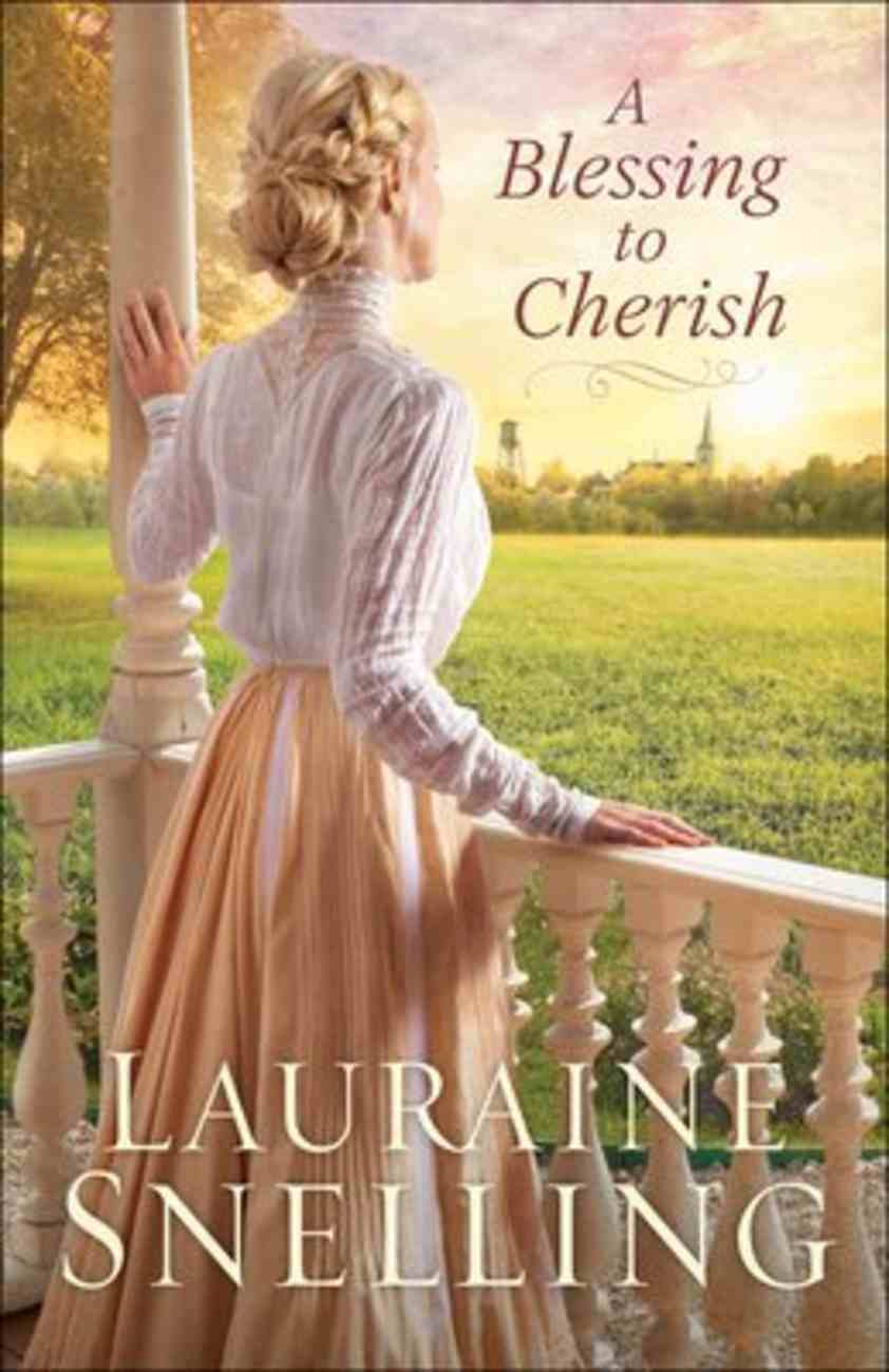 A Blessing to Cherish (#05 in Under Northern Skies Series) Paperback
