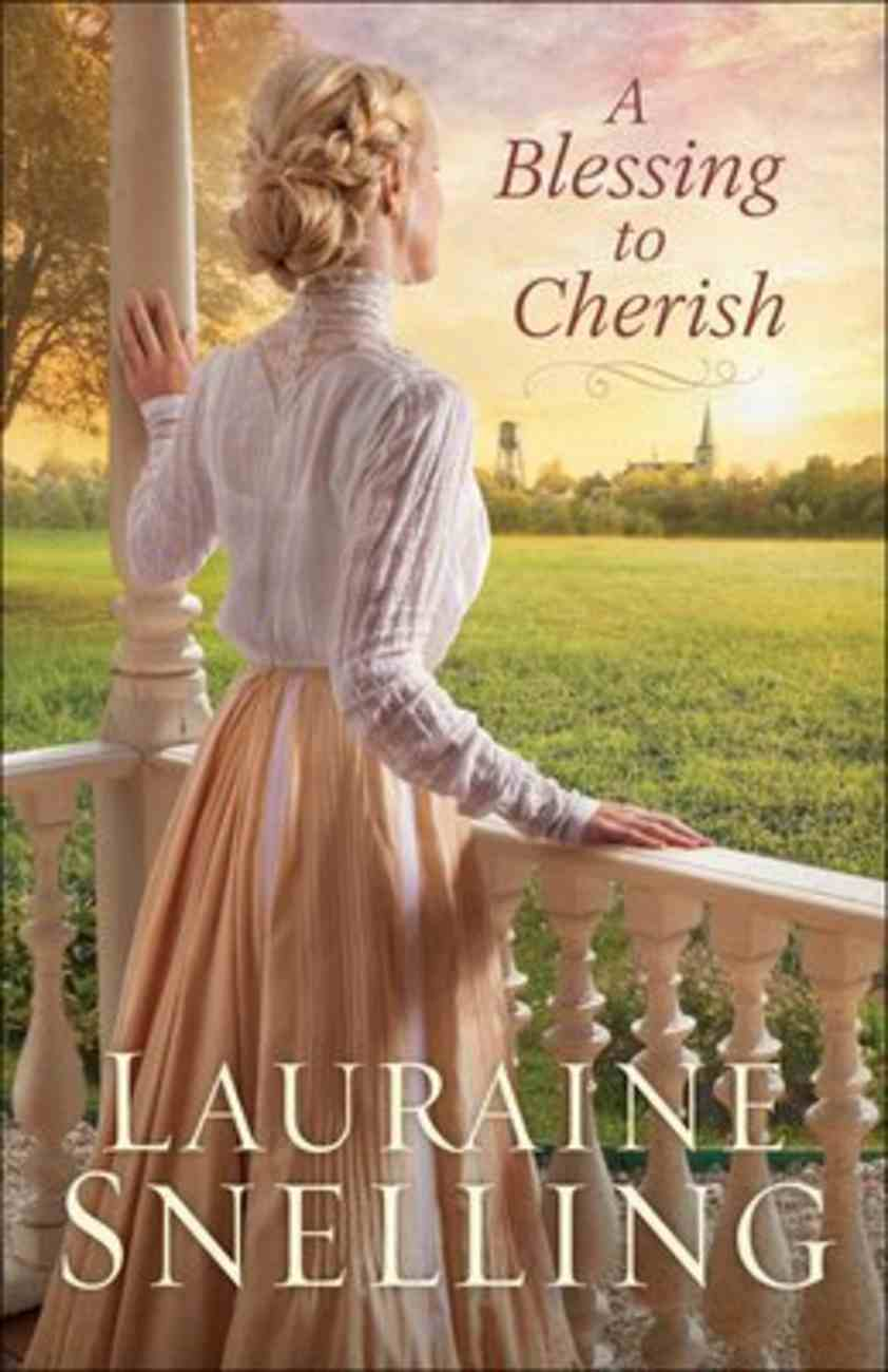 A Blessing to Cherish (Large Print) (#05 in Under Northern Skies Series) Paperback