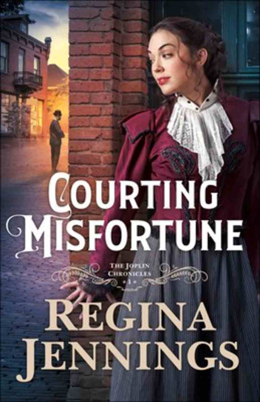 Courting Misfortune (#01 in The Joplin Chronicles Series) Paperback