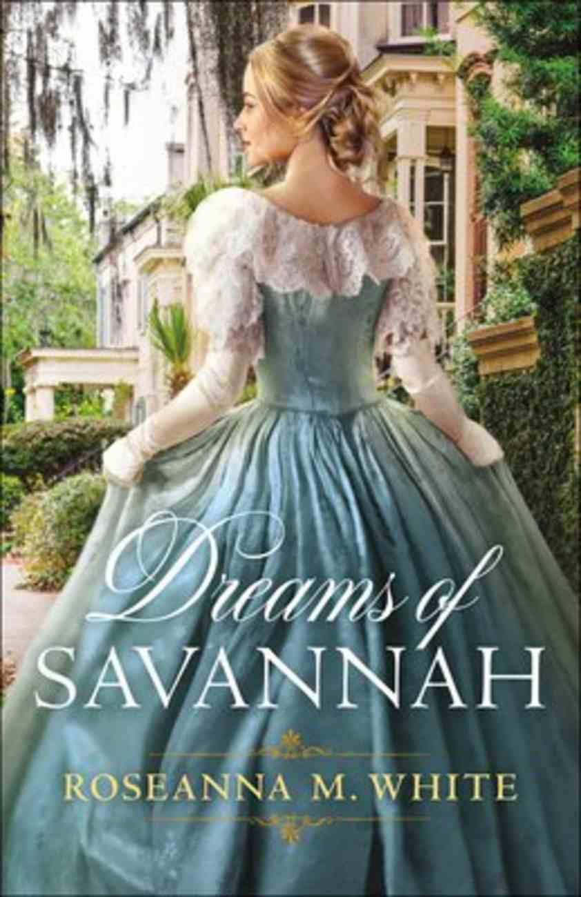 Dreams of Savannah Paperback