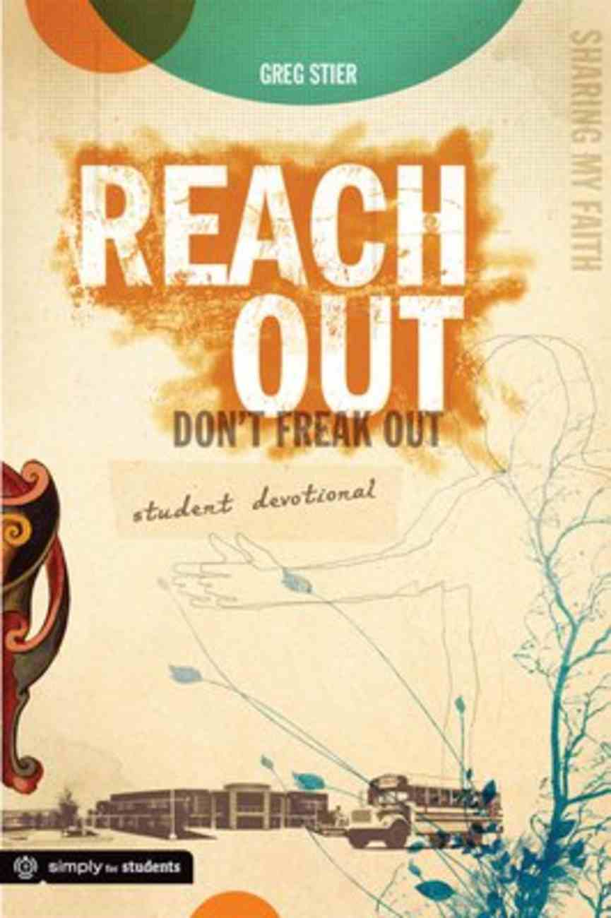 Reach Out Student Devotional Paperback