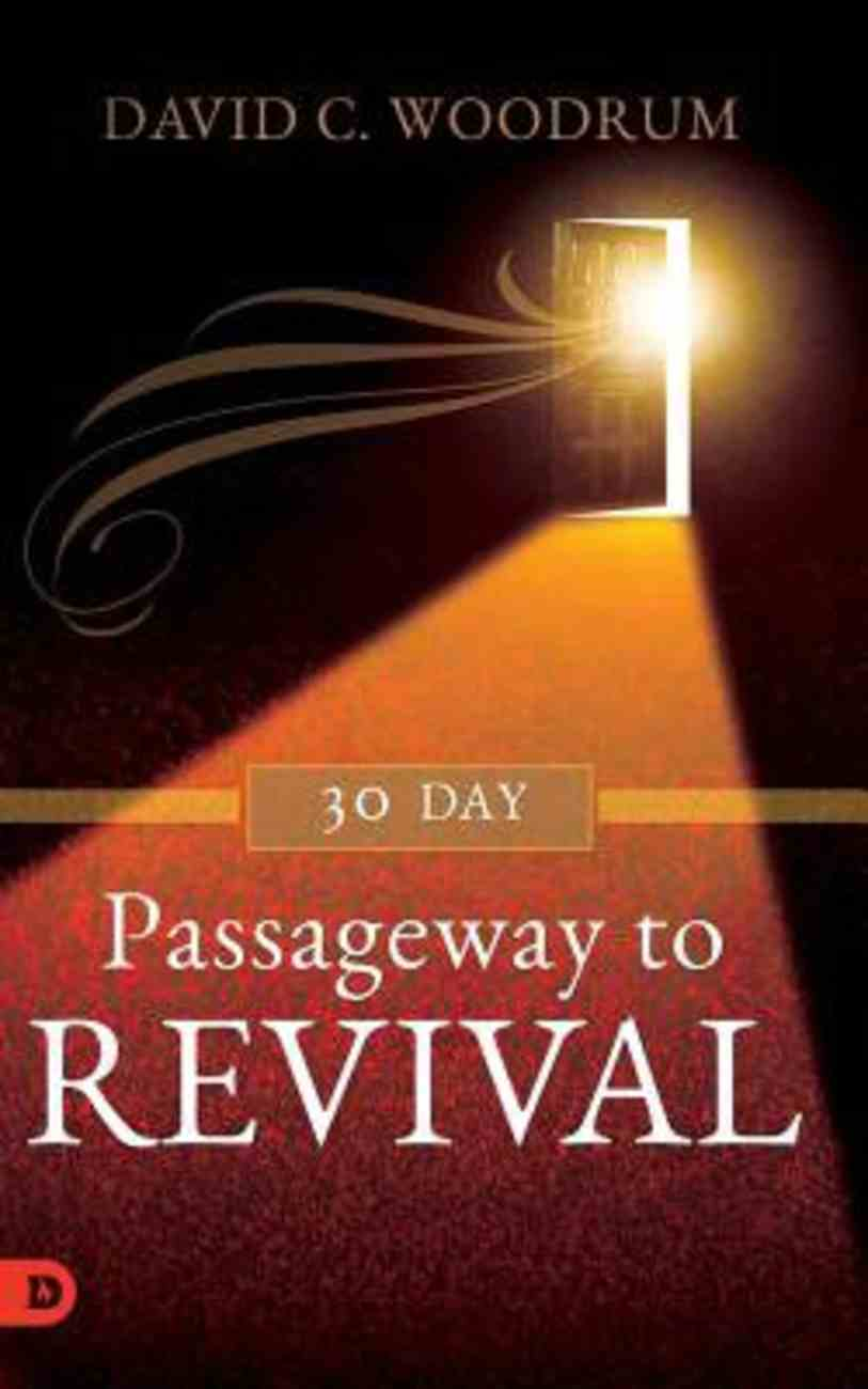 30 Day Passageway to Revival Paperback