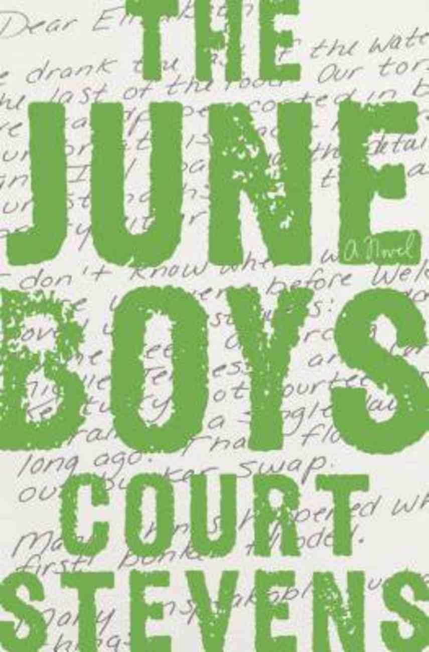 The June Boys eBook