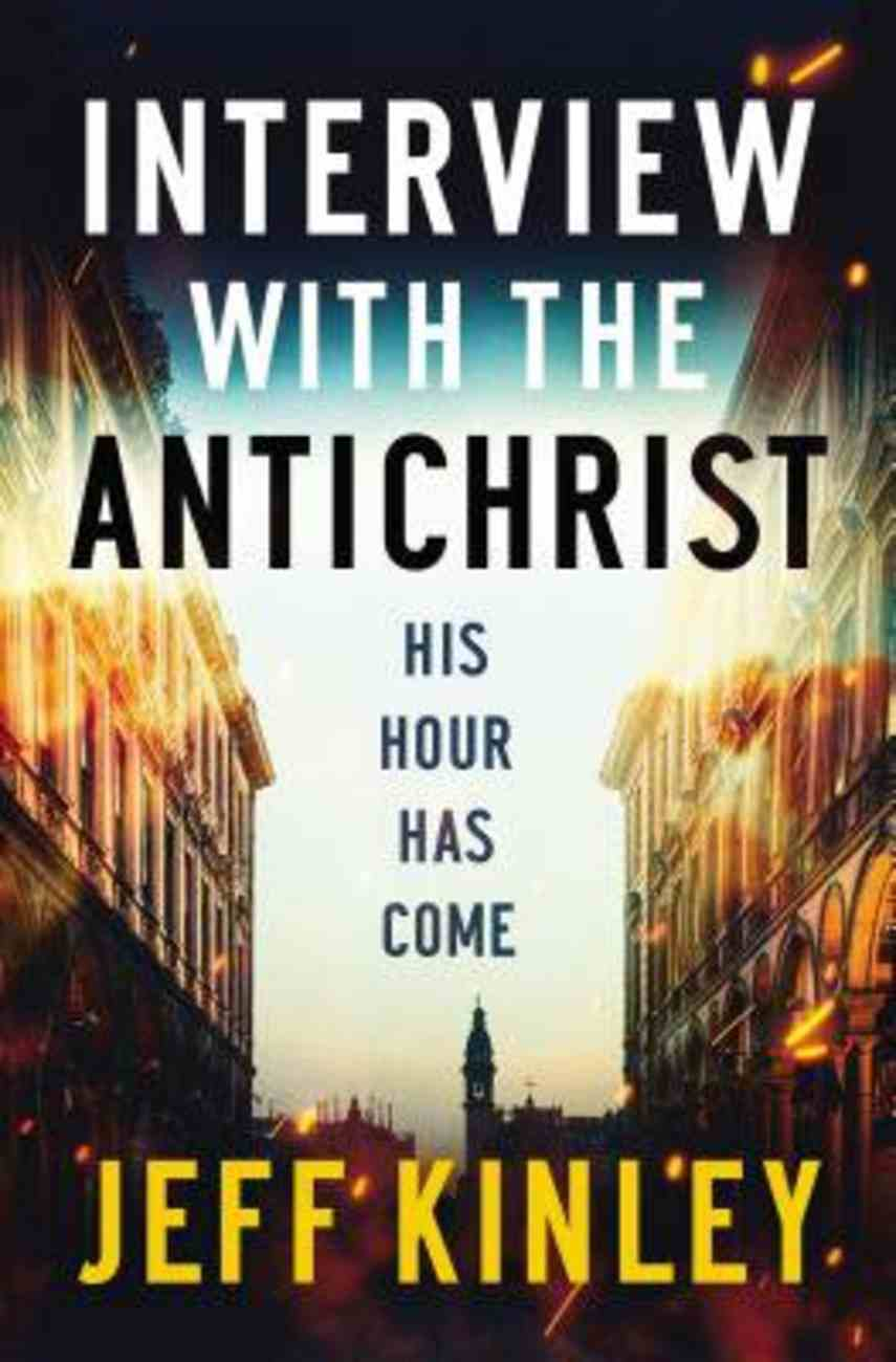 Interview With the Antichrist eBook
