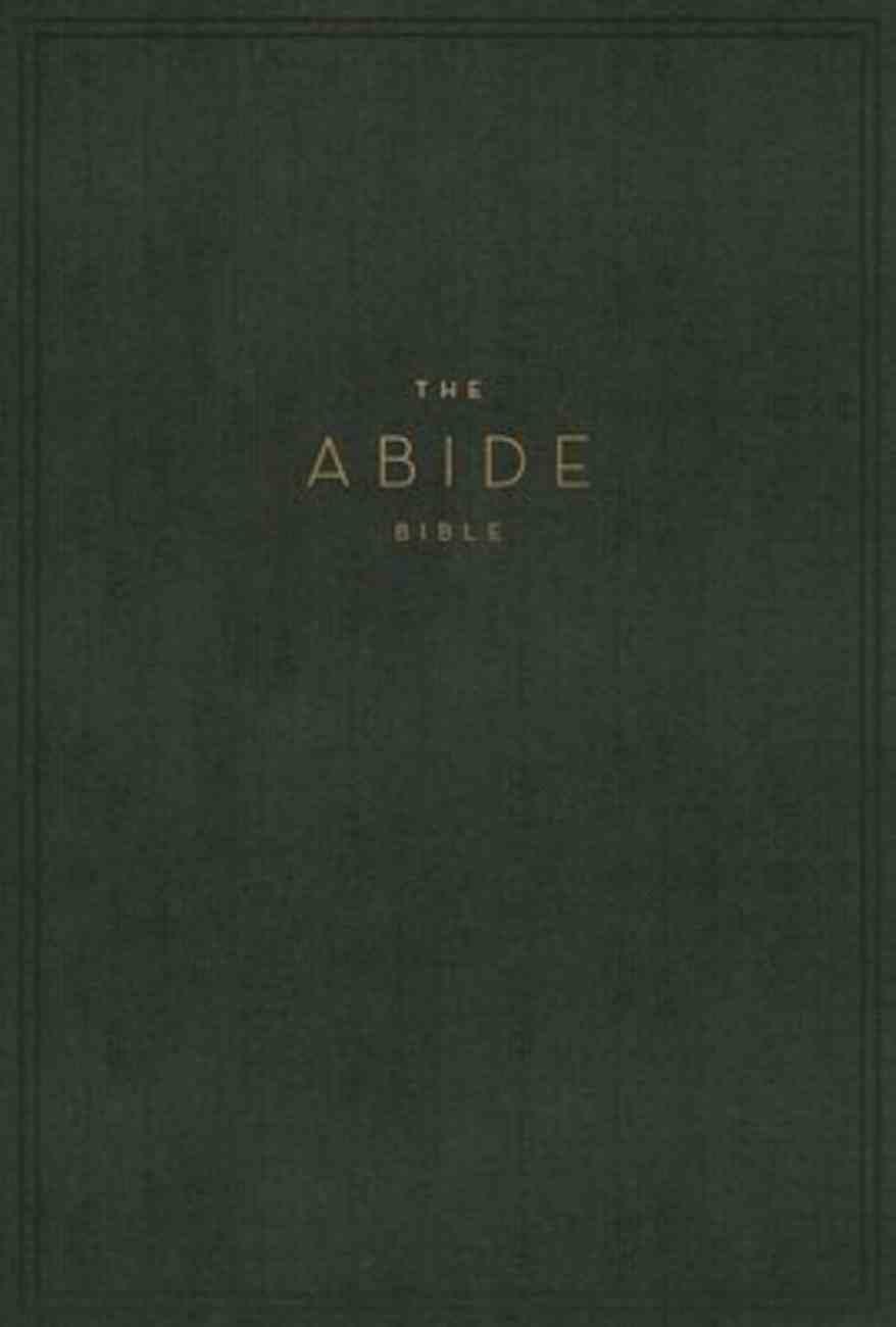 NKJV, Abide Bible, Ebook (Red Letter Edition) eBook