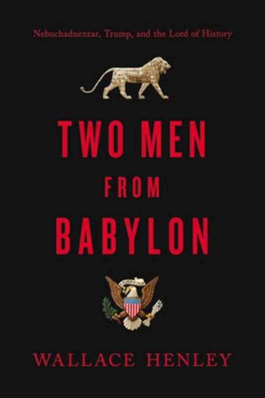 Two Men From Babylon eBook