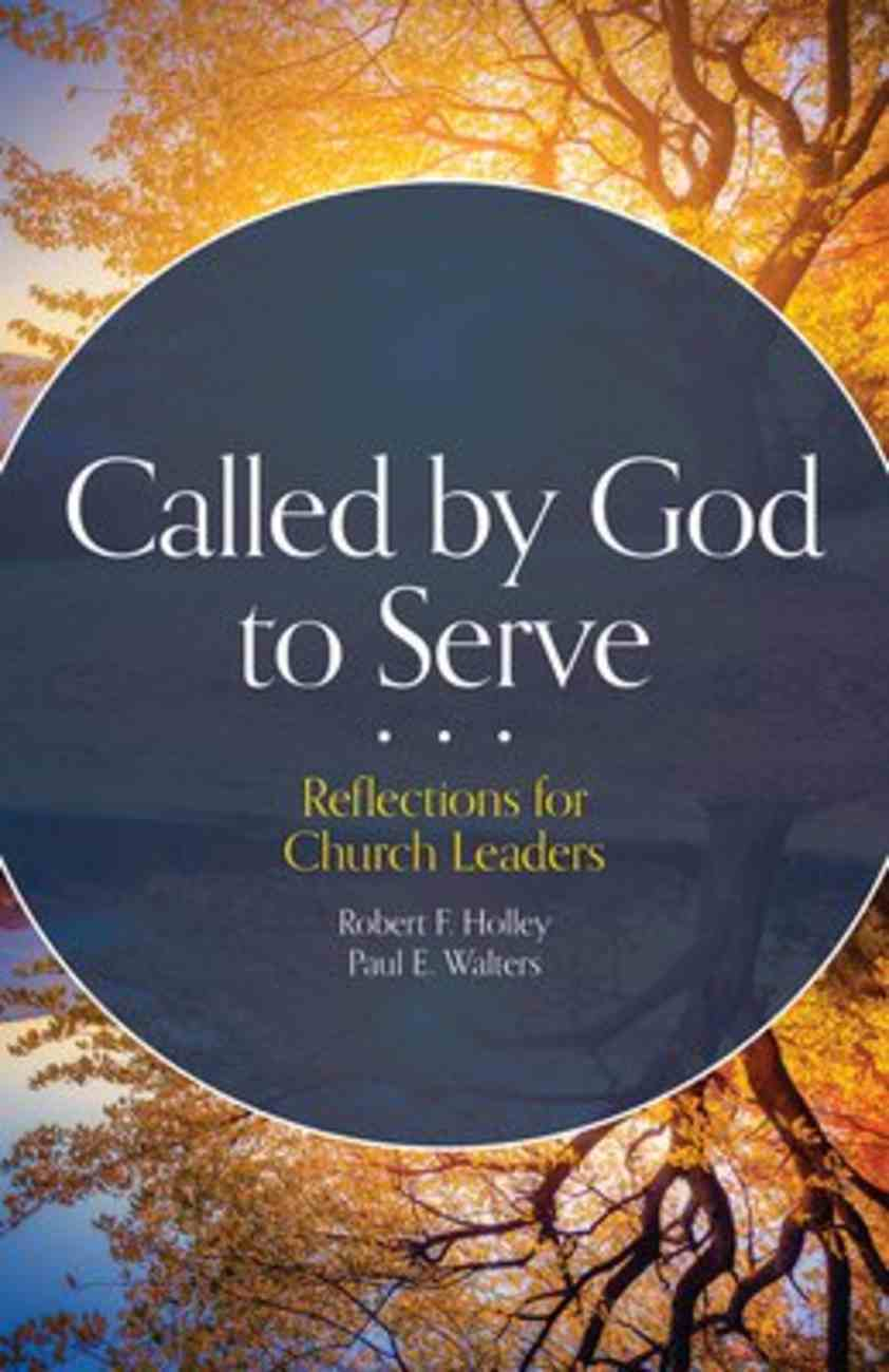 Called By God to Serve Paperback