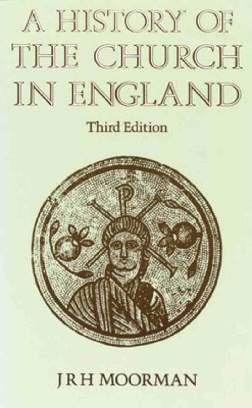 A History of the Church in England: Third Edition Paperback
