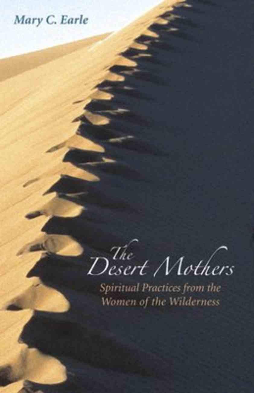 Desert Mothers Paperback