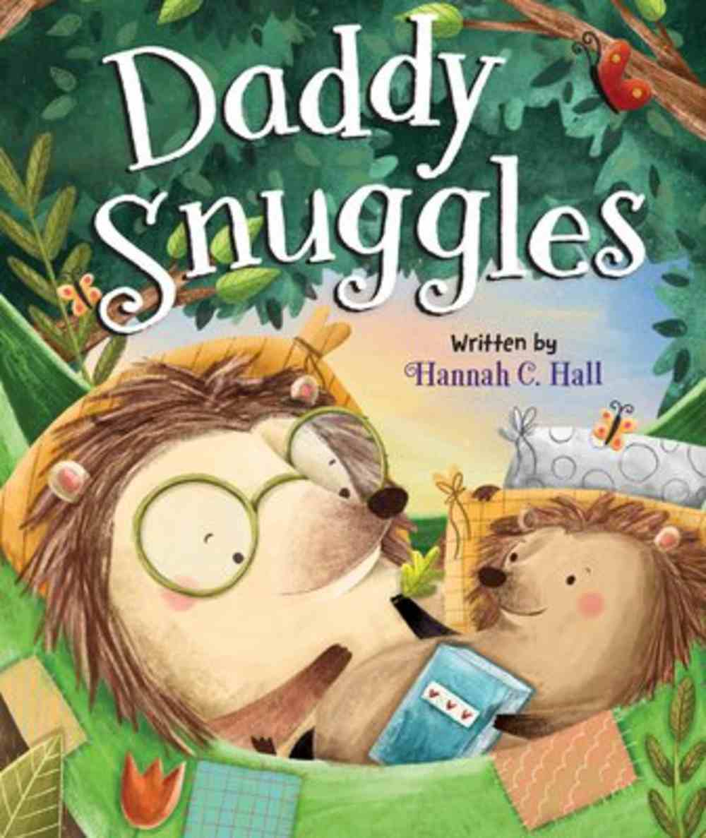 Daddy Snuggles Board Book