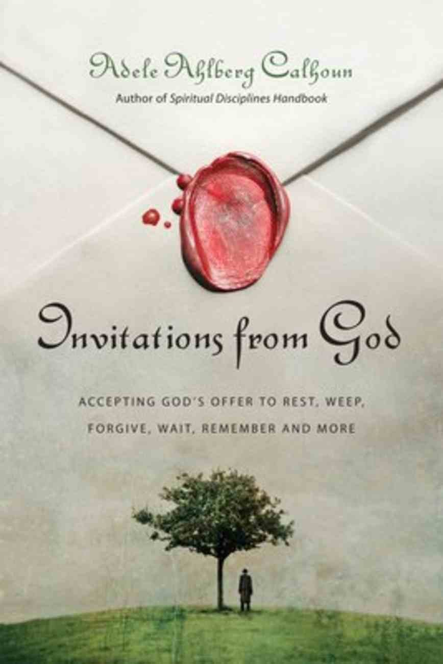 Invitations From God Paperback
