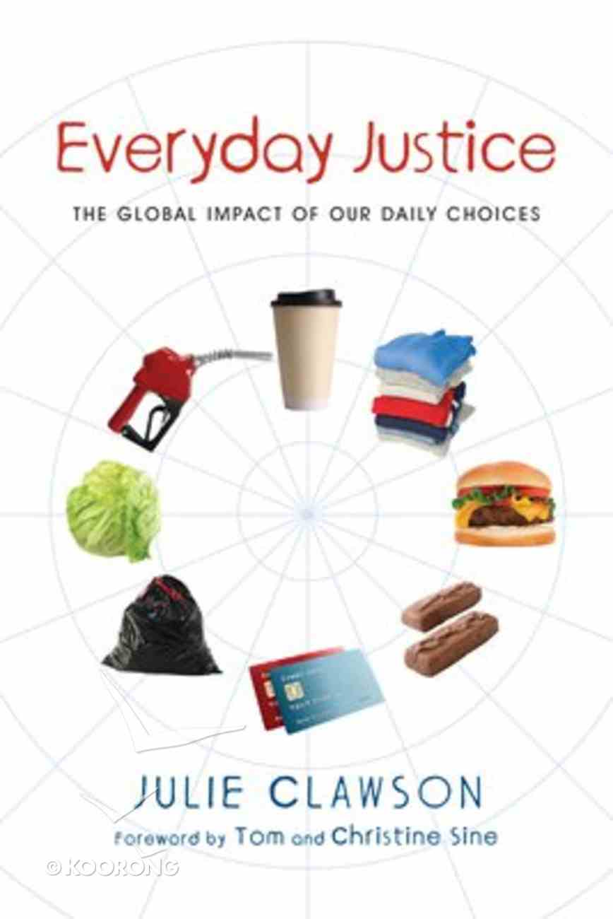 Everyday Justice Paperback