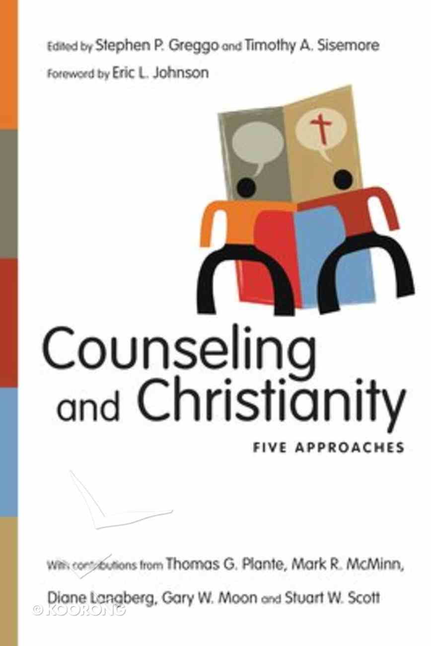 Counseling and Christianity: Five Approaches Paperback