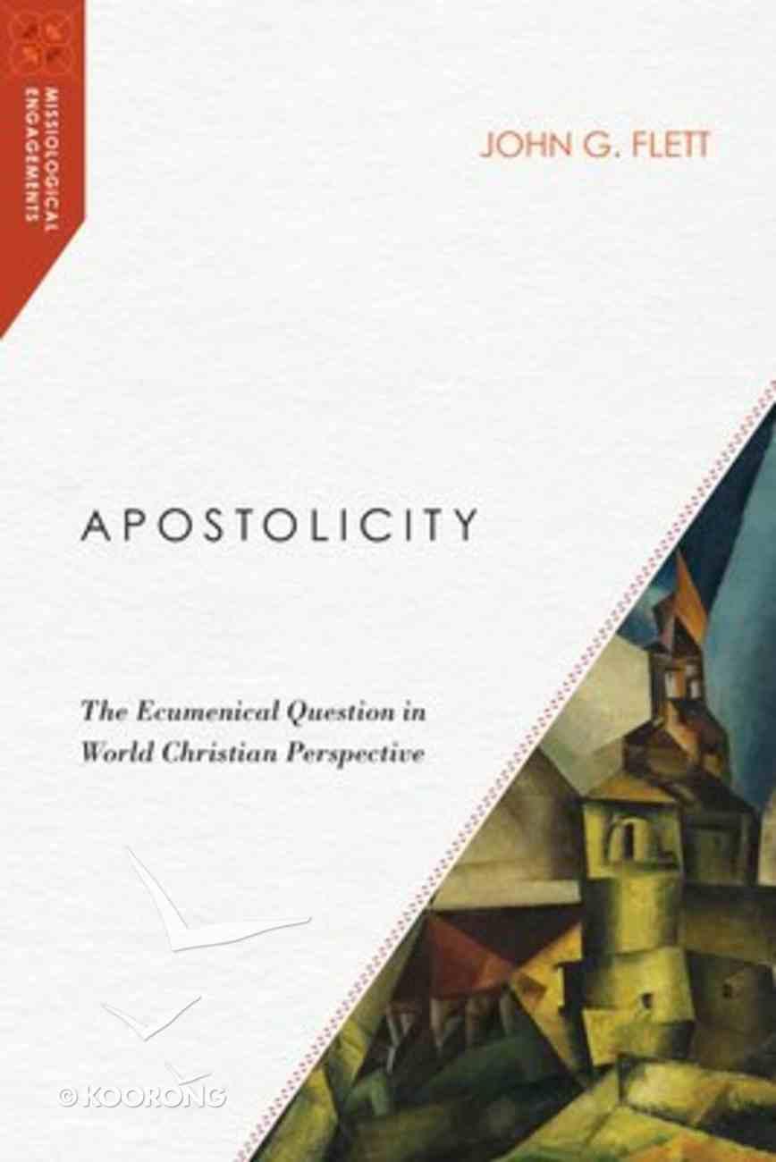 Apostolicity Paperback