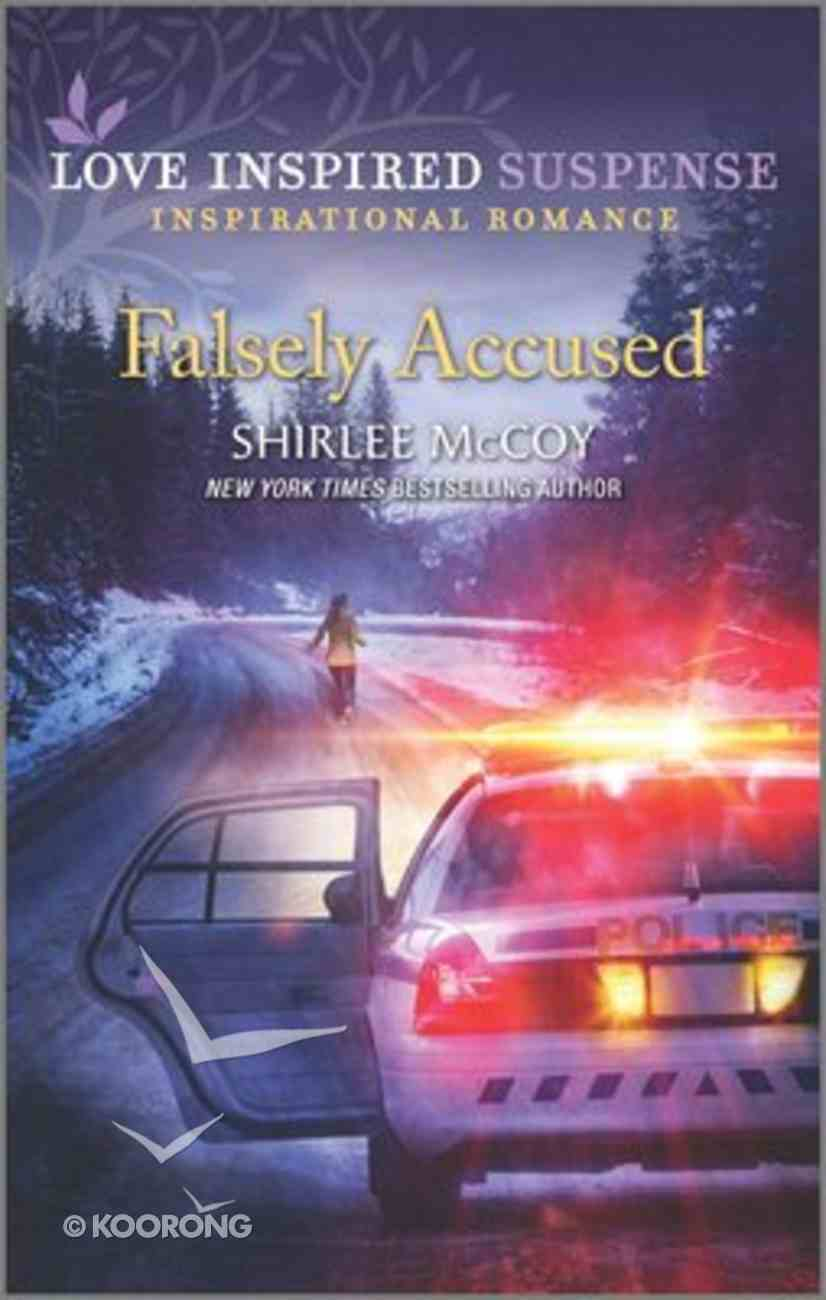 Falsely Accused (Fbi: Special Crimes Unit) (Love Inspired Suspense Series) Mass Market