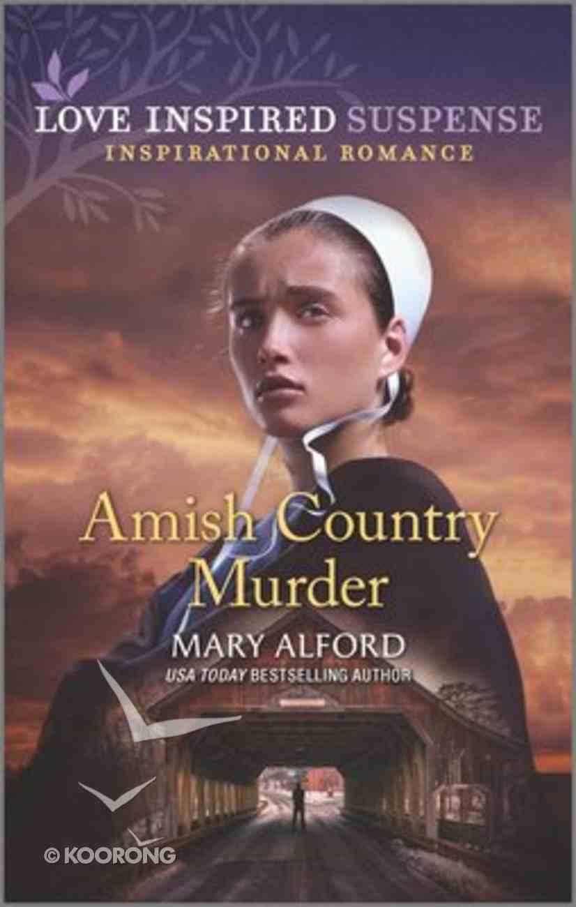Amish Country Murder (Love Inspired Suspense Series) Mass Market