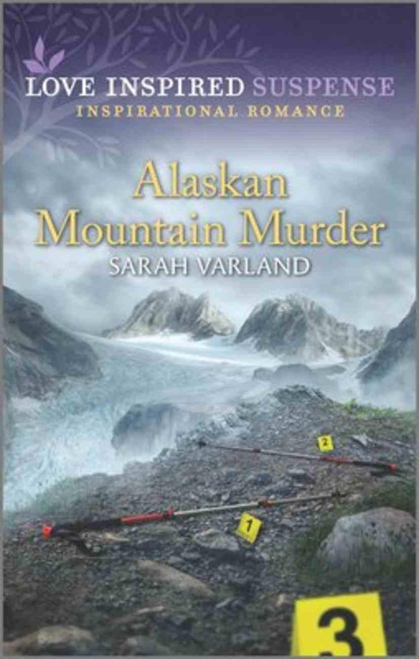Alaskan Mountain Murder (Love Inspired Suspense Series) Mass Market