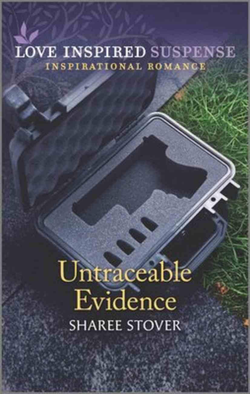 Untraceable Evidence (Love Inspired Suspense Series) Mass Market