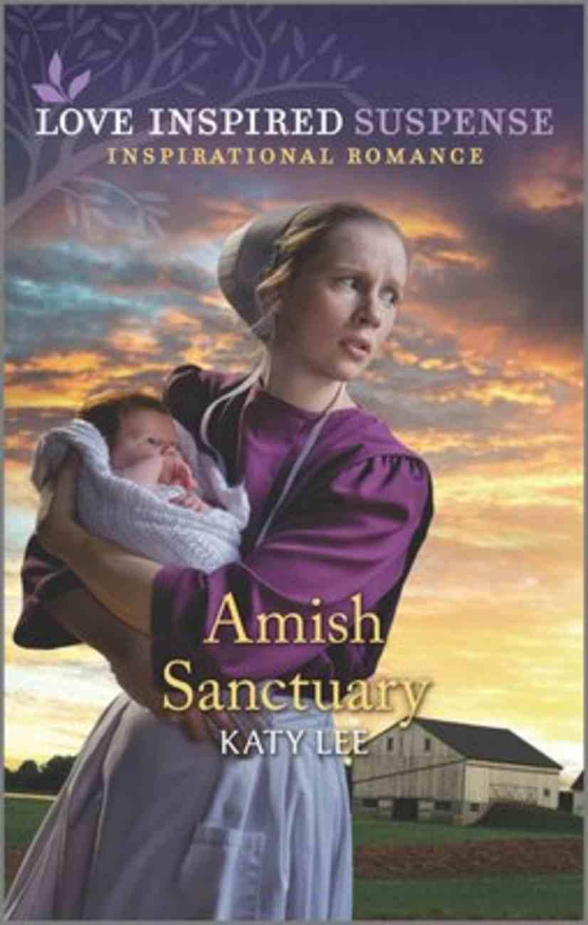 Amish Sanctuary (Love Inspired Suspense Series) Mass Market