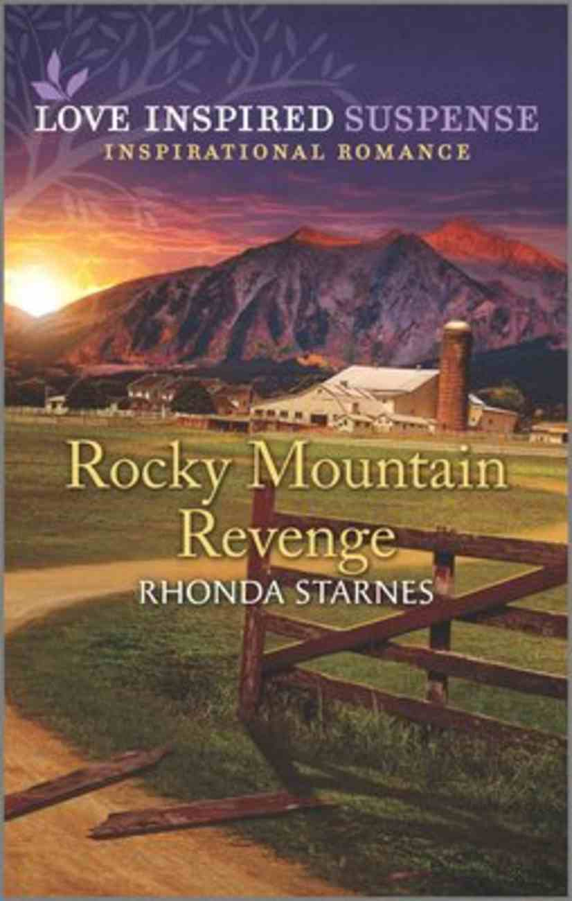 Rocky Mountain Revenge (Love Inspired Suspense Series) Mass Market