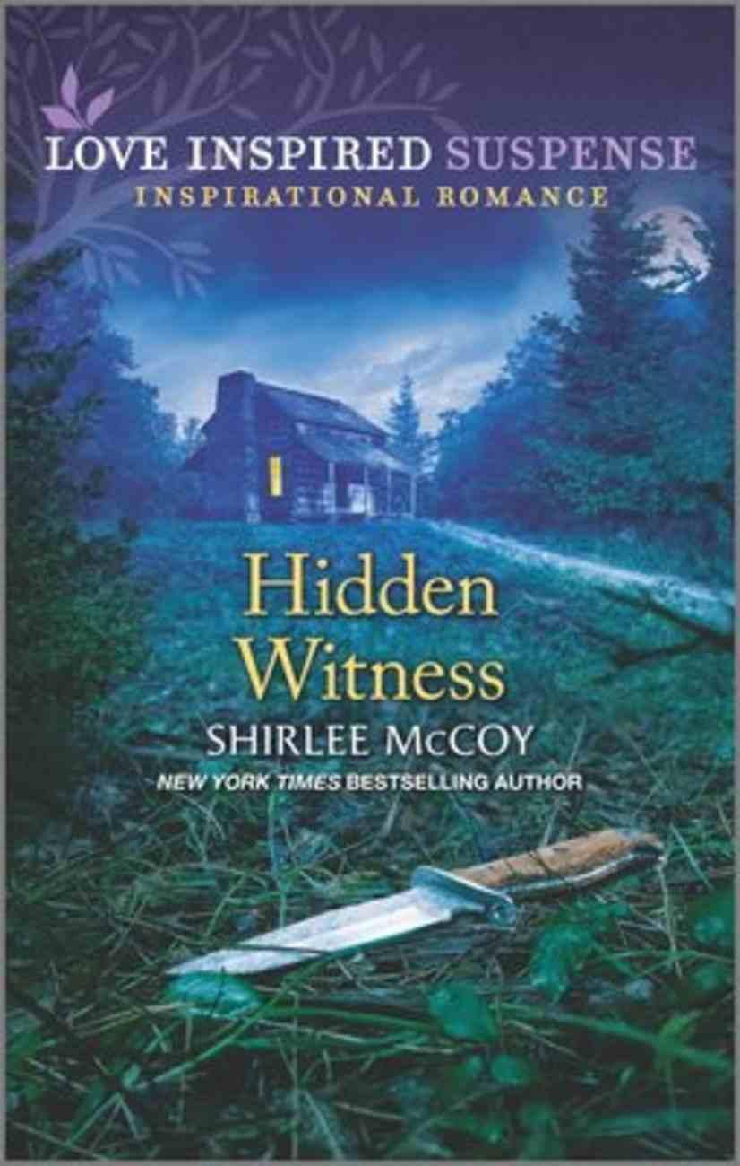 Hidden Witness (Love Inspired Suspense Series) Mass Market
