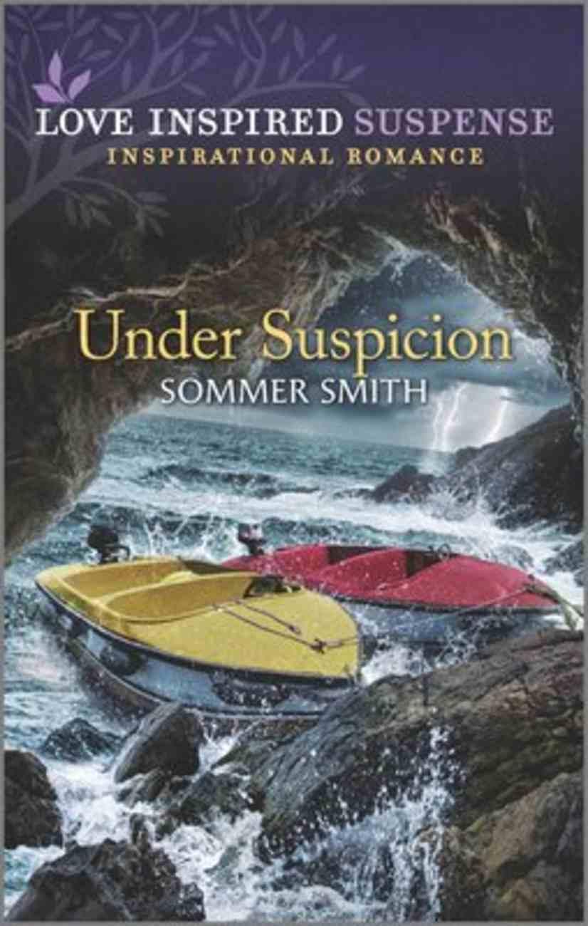 Under Suspicion (Love Inspired Suspense Series) Mass Market