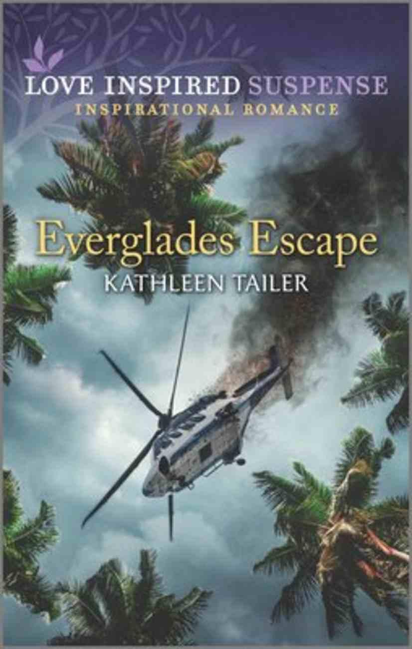 Everglades Escape (Love Inspired Suspense Series) Mass Market