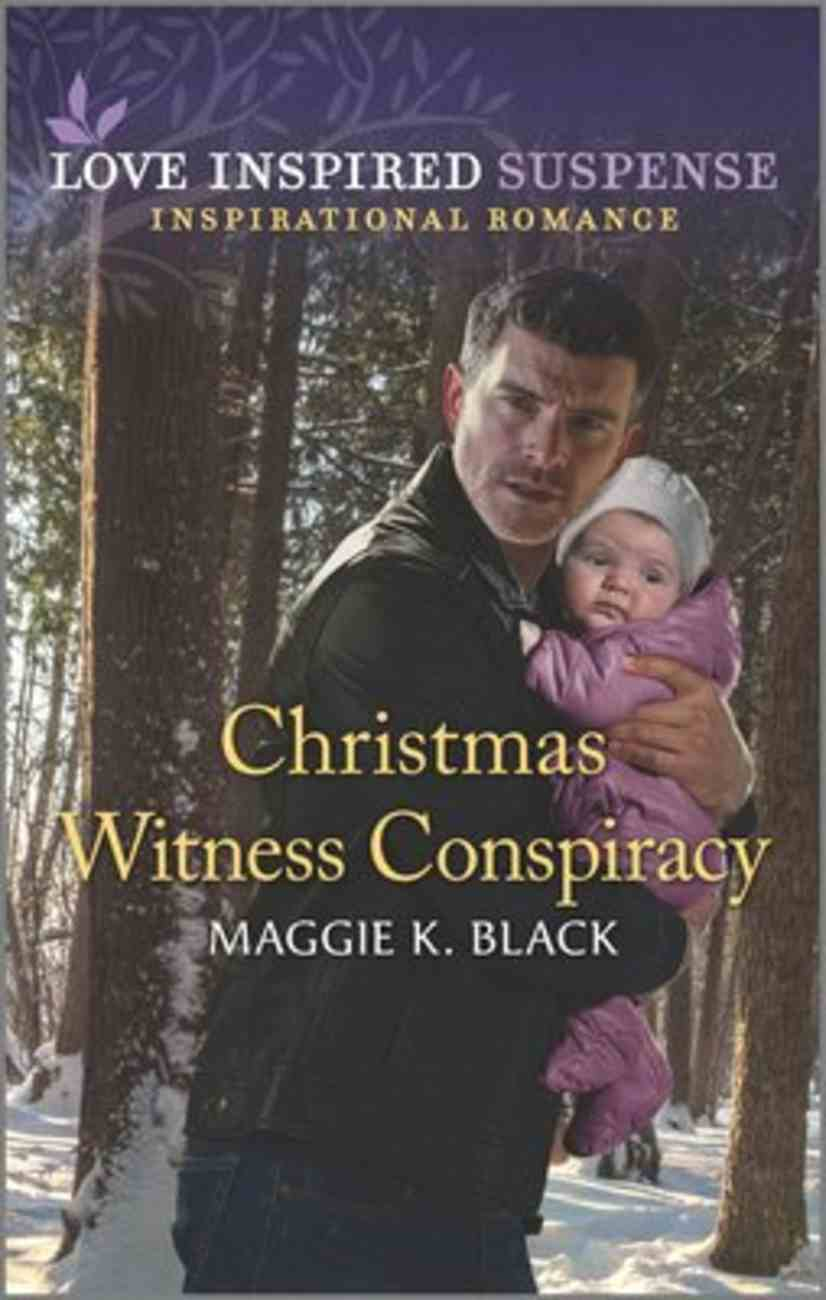Christmas Witness Conspiracy (Protected Identities) (Love Inspired Suspense Series) Mass Market