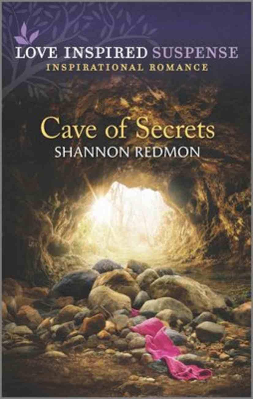 Cave of Secrets (Love Inspired Suspense Series) Mass Market