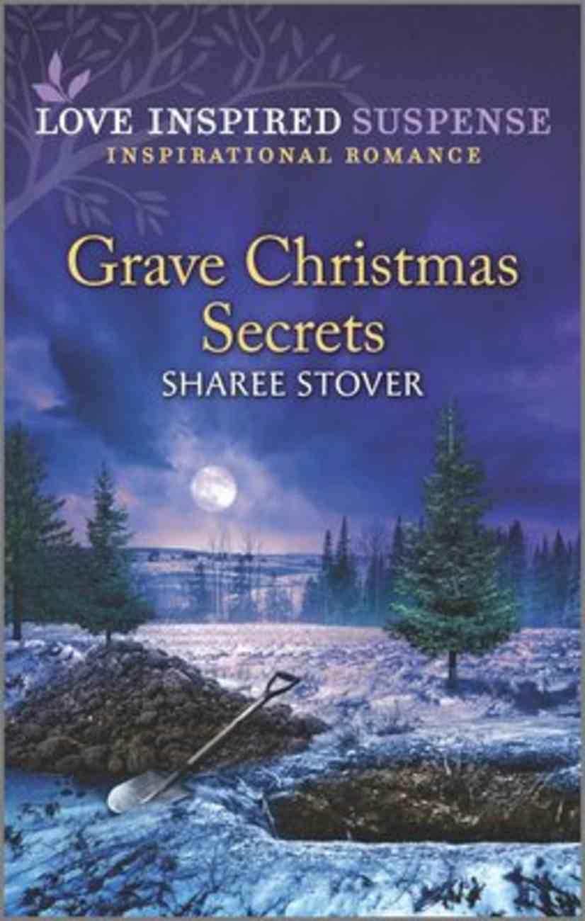 Grave Christmas Secrets (Love Inspired Suspense Series) Mass Market